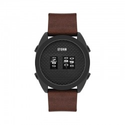 Reloj STORM KOMBI LEATHER Pavonado SLT